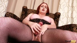 Streaming porn video still #6 from TS Cock Strokers 37