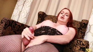 Streaming porn video still #9 from TS Cock Strokers 37