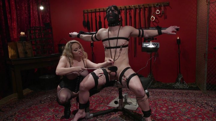 Streaming porn video still #1 from Divine Bitches 26: The Furies of Femdom