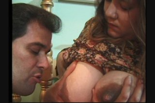 Streaming porn scene video image #3 from Eager man Fucks Lactating Hairy BBW