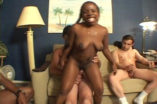 Streaming porn video still #4 from Lets Gang Bang The Midget