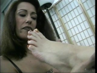 Streaming porn video still #2 from Pretty Feet #1