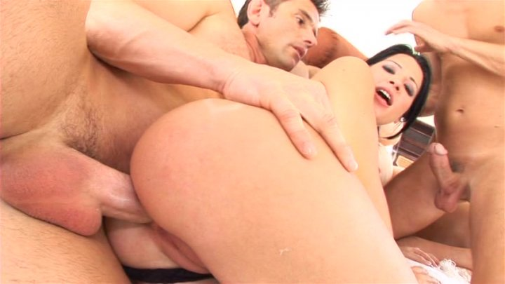 Streaming porn video still #1 from Best Of In Thru The Backdoor