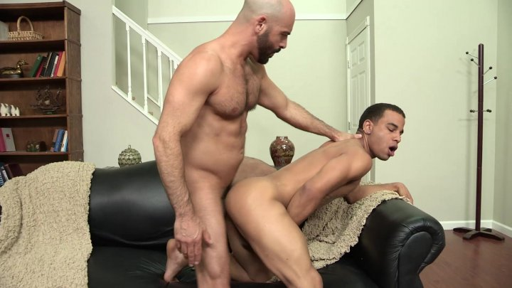 Streaming porn video still #1 from Hairy Dads Smooth Lads
