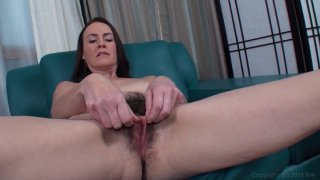 Streaming porn video still #2 from Bushy Moms With Swinging Tits