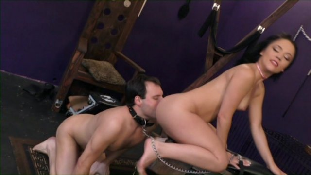 Streaming porn video still #1 from Mean Dungeon 7
