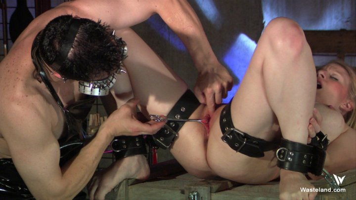 Streaming porn video still #10 from Menacing Male Doms
