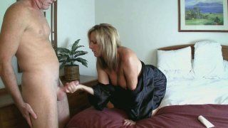 Streaming porn video still #9 from Hot MILF Handjobs #5