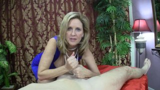 Streaming porn video still #4 from Hot MILF Handjobs #5