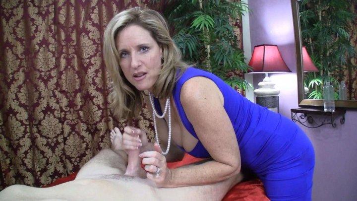 Streaming porn video still #12 from Hot MILF Handjobs #5