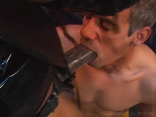 Streaming porn video still #6 from Strap it On 9