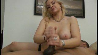 Streaming porn video still #24 from Jersey Black's Award Winning Femdom Scenes 4
