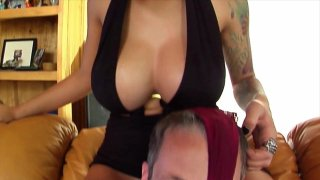Streaming porn video still #2 from Help My Bitch Turned Me Into A Gay Cum Bucket