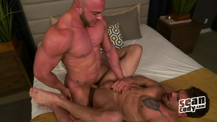Streaming porn video still #1 from Muscle Hunks