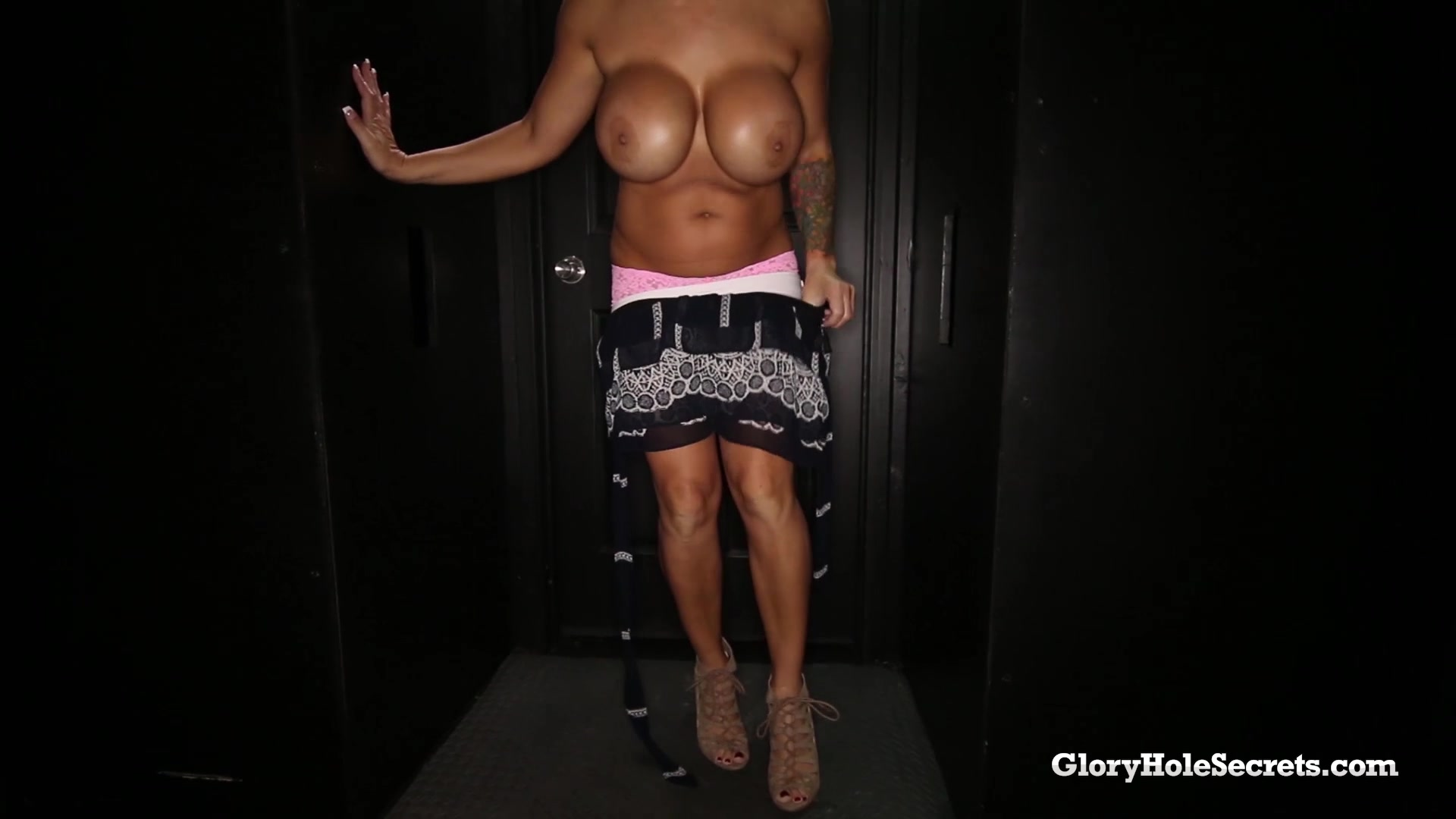 Free Video Preview Image 2 From Gloryhole Secrets Busty Edition