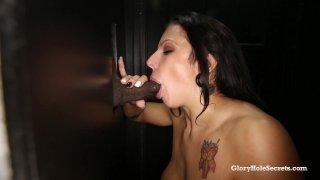 Streaming porn video still #8 from Gloryhole Secrets: Busty Edition
