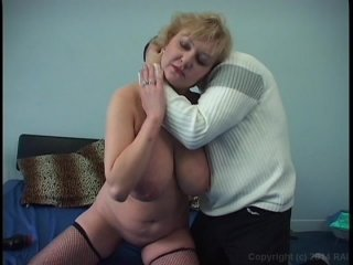 Streaming porn video still #4 from Grandmas Forbidden Romance