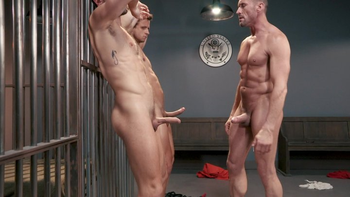 Streaming porn video still #1 from Submission Prison