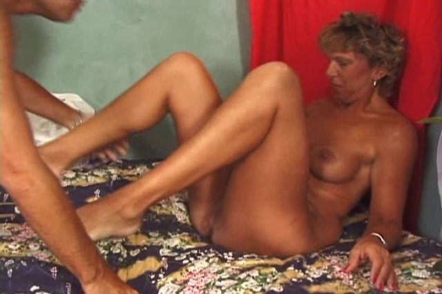 Streaming porn video still #1 from Over The Hill Nymphos #3