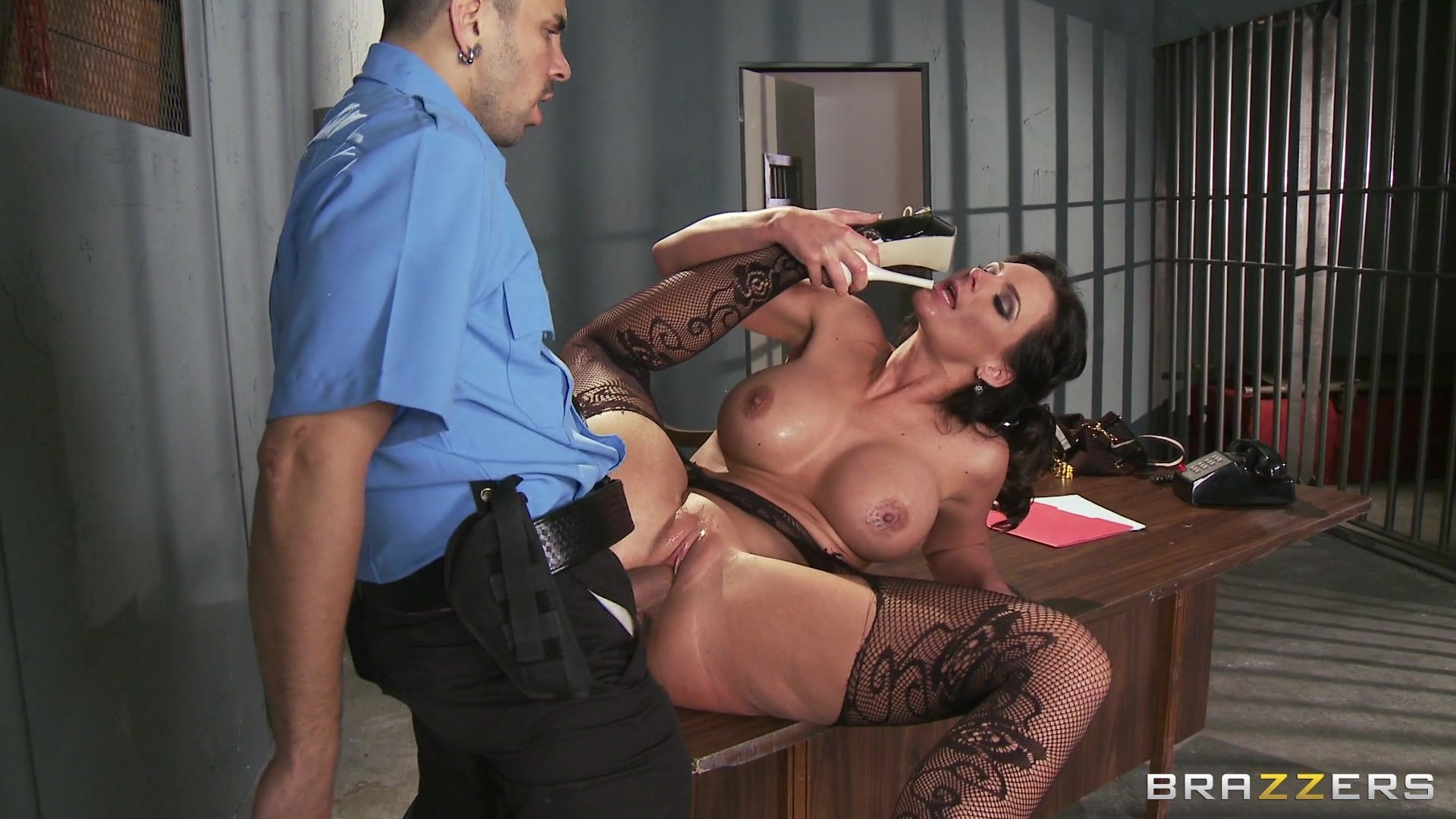Cory Chase In Beat Cops