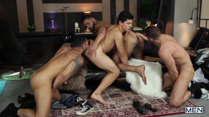Streaming porn video still #1 from Telenovela