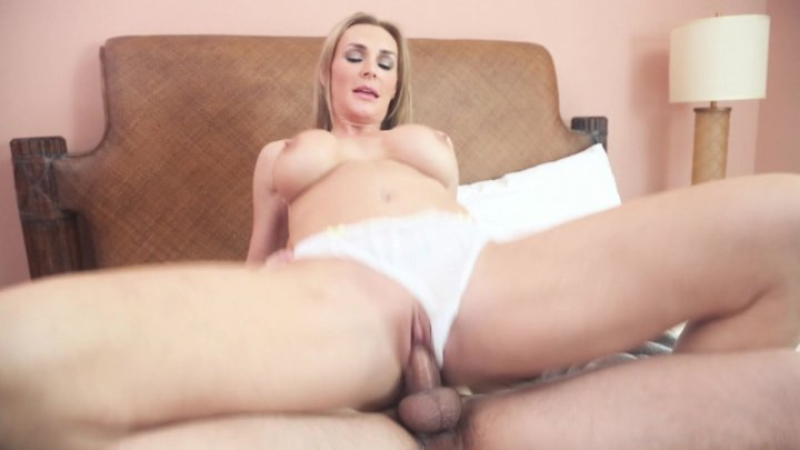 Streaming porn video still #2 from Big MILF Juggs #3