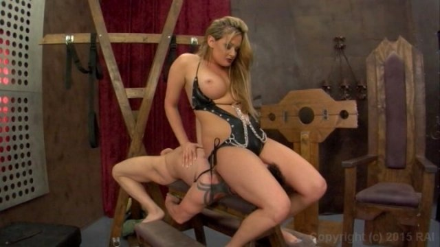 Streaming porn video still #1 from FemDom Ass Worship 10