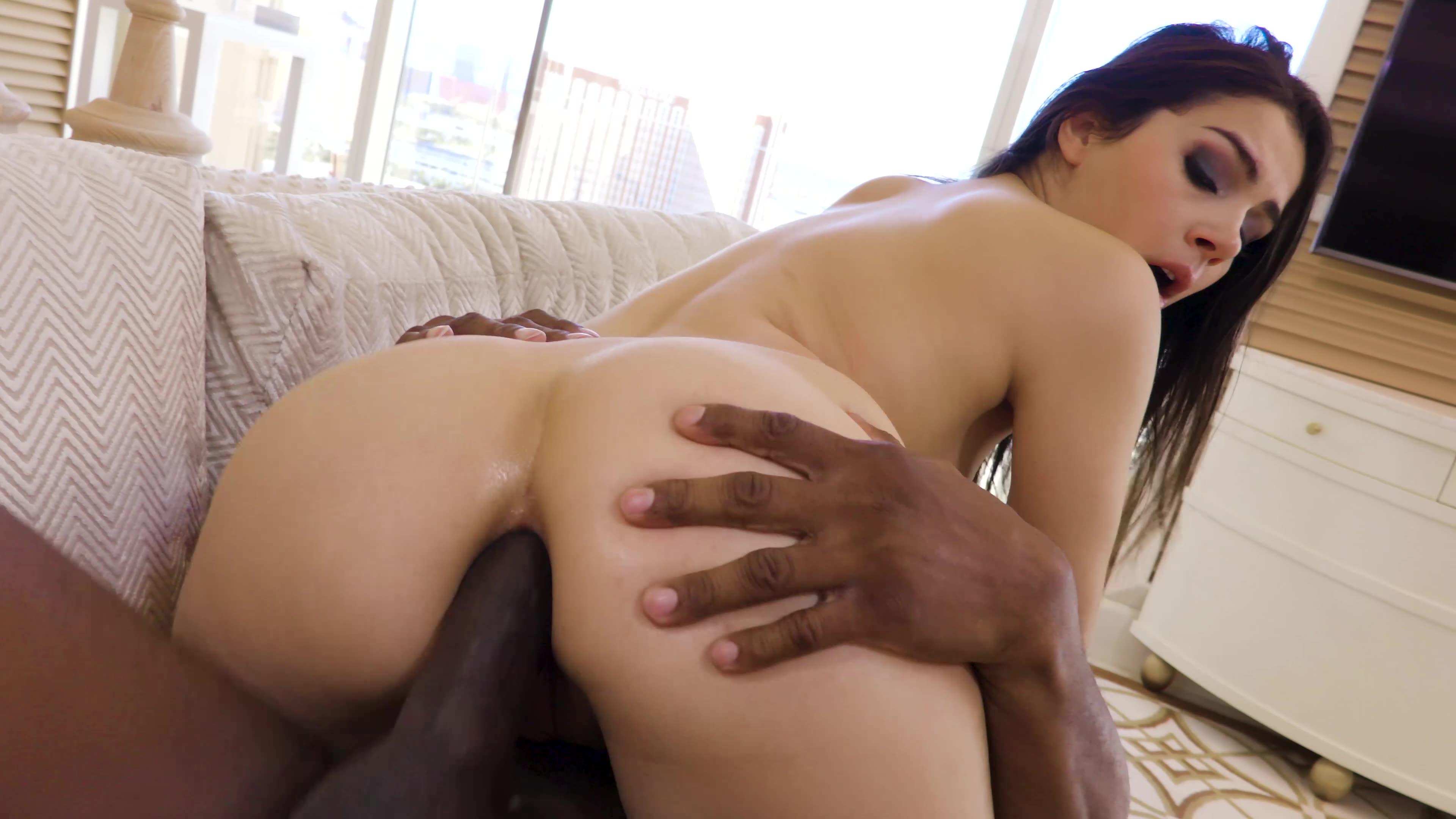 New porn 2020 Big dick double penetration