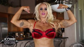 Streaming porn video still #1 from Muscle MILFs Vol. 2