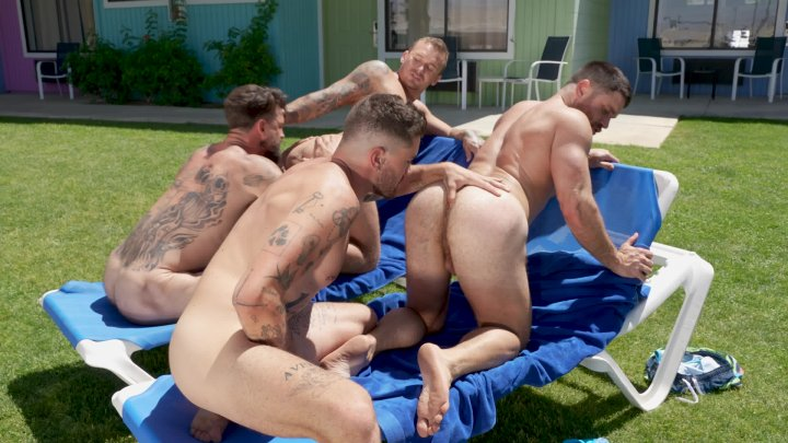 Streaming porn video still #5 from Get a Room Too
