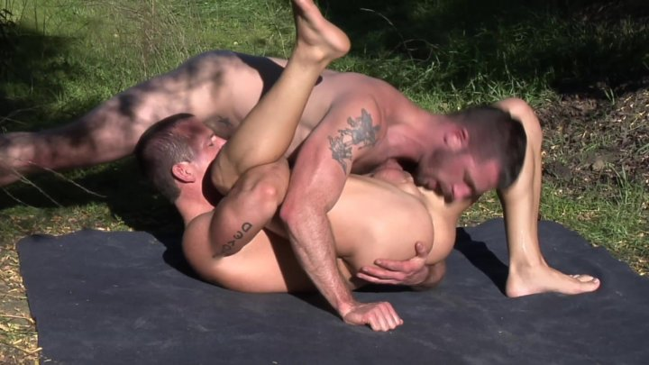 Streaming porn video still #1 from Muscle Fuckers 2