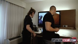 Streaming porn video still #1 from Operation Escort: Jade Amber