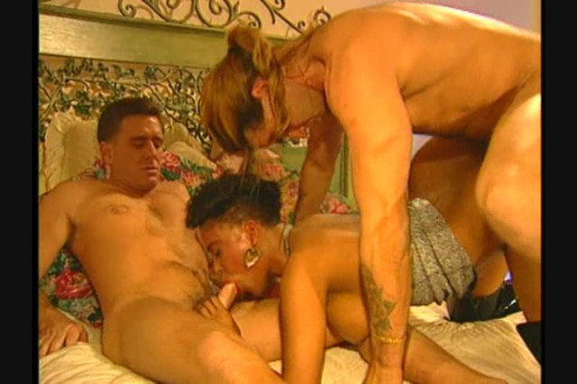 Streaming porn video still #2 from Pussyman 6: House of Games