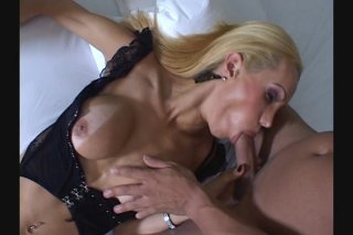 Streaming porn scene video image #7 from Big Boobed SheMale Gives and Gets Head