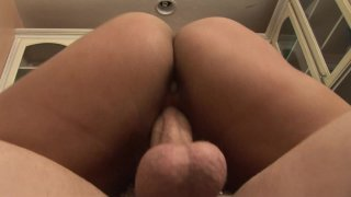 Streaming porn video still #4 from Horny Black Babysitters #3