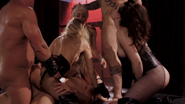 Streaming porn video still #1 from Fallen II: Angels & Demons
