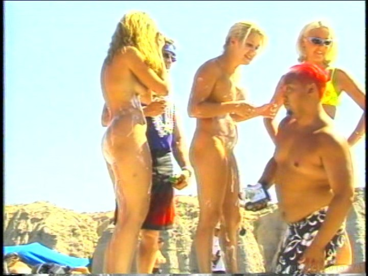Danielle deluca naked fear