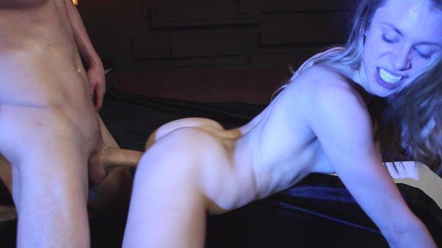Hot Blonde Anya Olsen Fucks in Many Positions