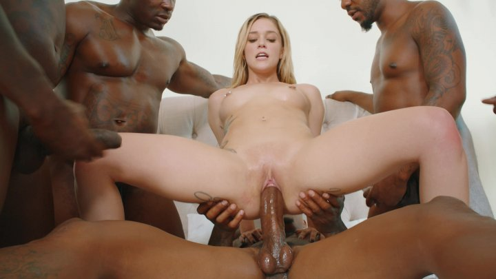 Streaming porn video still #2 from Black & White Vol. 15