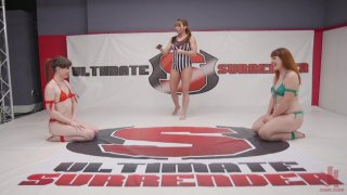 Barbary Rose versus TS Natalie Mars in the Ultimate Sex Fight Championship