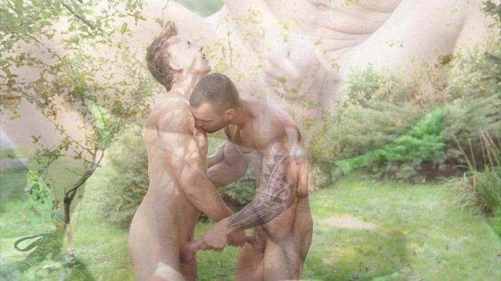 Streaming porn video still #1 from Gay Guys Fantasies 3