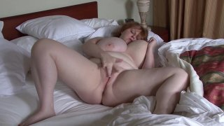 Streaming porn video still #8 from Big Hanging Breasts #6