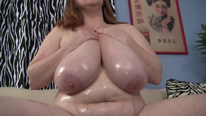 Streaming porn video still #1 from Big Hanging Breasts #6