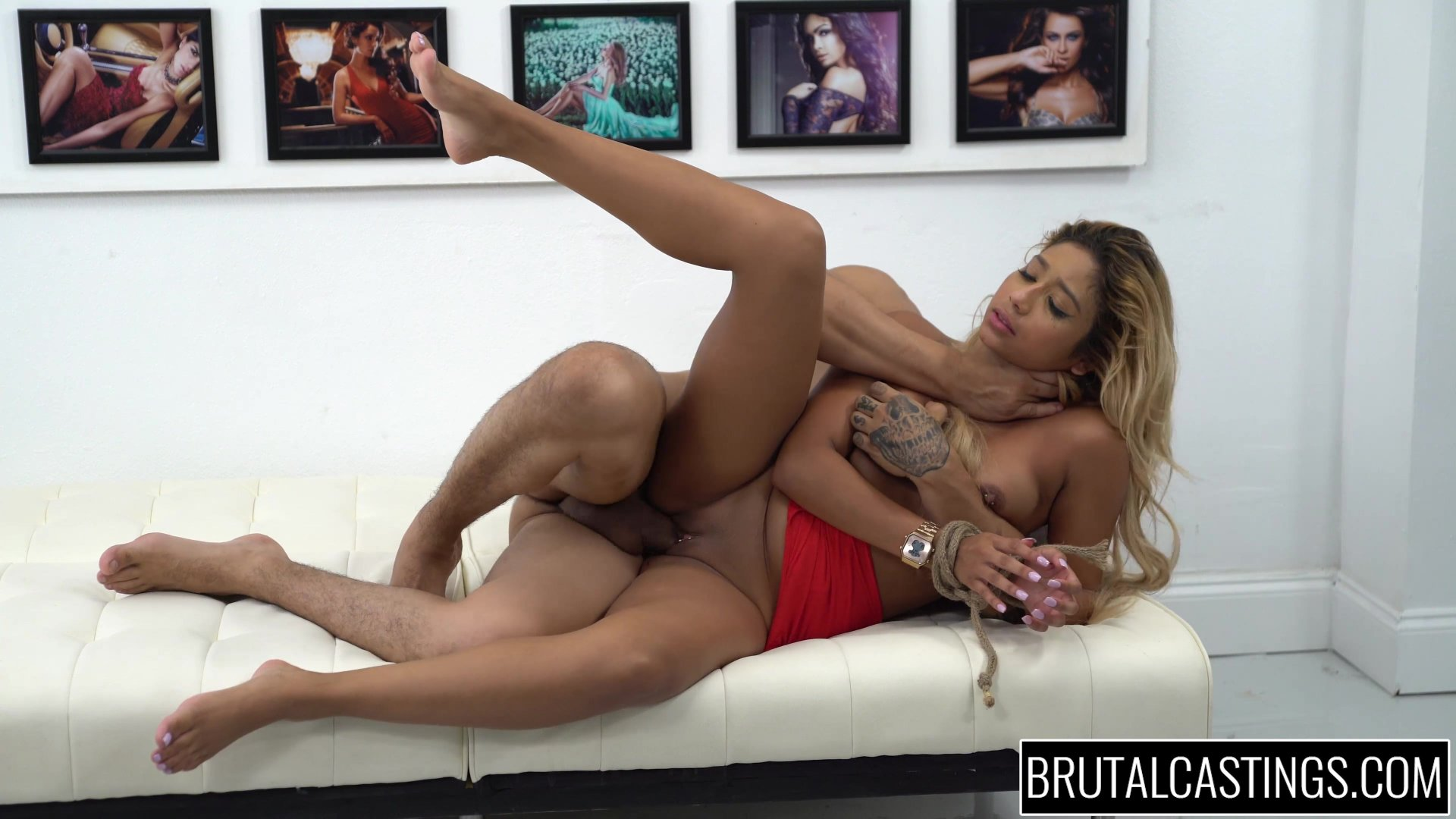 Brutal Castings Ally Berry Videos On Demand  Adult Dvd -1383