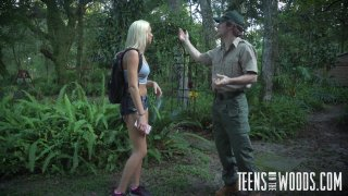 Streaming porn video still #3 from Teens In The Woods: Tiffany Watson