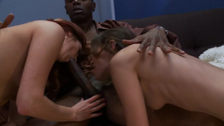 Streaming porn video still #11 from I Prefer Interracial