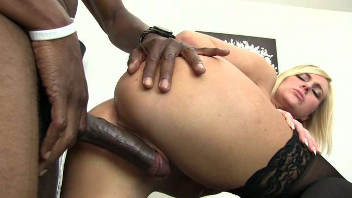 Streaming porn video still #1 from Blondes Prefer Blacks 3