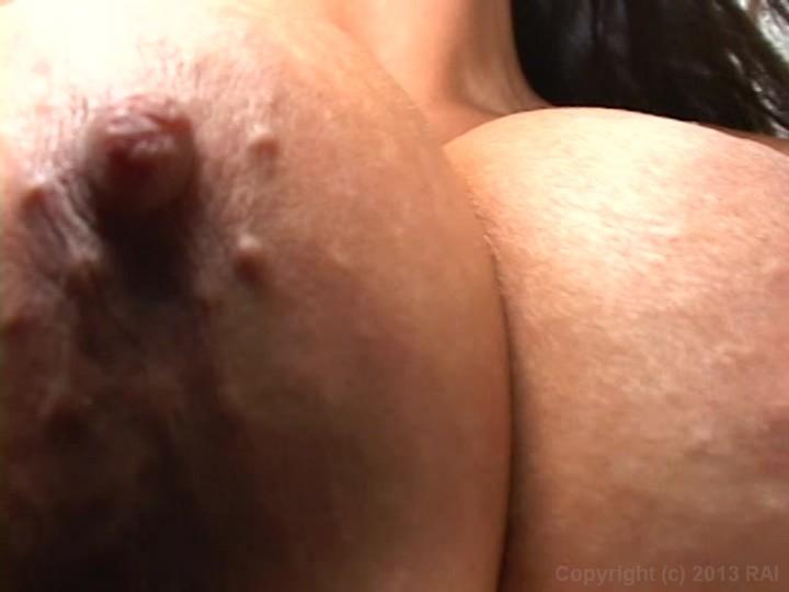 Girl licks mans ass