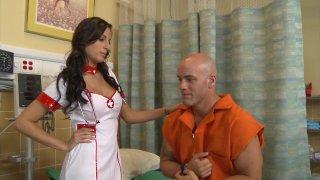Streaming porn video still #1 from Big Breast Nurses 7
