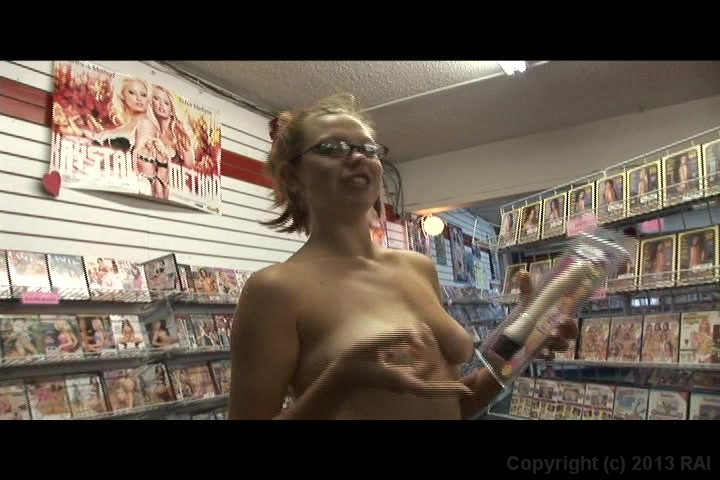 Opinion you naked college girls at the store